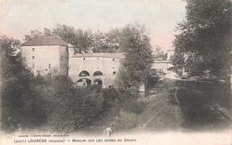 Loubens (33 - Gironde) Moulin Sur Les Bords Du Dropt - Autres Communes