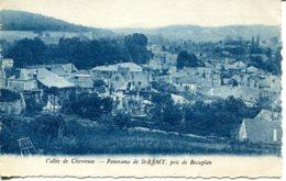 CPA -  SAINT-REMY (VALLEE DE CHEVREUSE) - PANORAMA PRIS DE BEAUPLAN (IMPECCABLE) - St.-Rémy-lès-Chevreuse