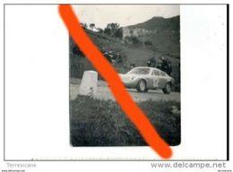 TARGA FLORIO 1964 LAUREATI / RIDOLFI ABARTH SIMCA 1300 FOTO ORIGINALE 7X10 - Sport