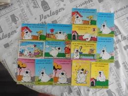 LOT DE 14  CARTES  POSTALES  EDITIONS   CUBITUS - 5 - 99 Cartes