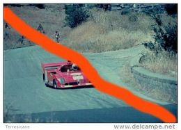 59 TARGA FLORIO 1975 ALFA ROMEO 33 TT 12 3,0 VACCARELLA 9X13 - Sport