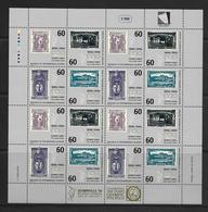 MICRONESIE 1996 FEUILLET OLYMPHILEX  YVERT N°419/22 NEUF MNH** - Micronésie