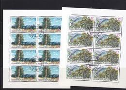 (K 4434d) Tschechische Republik, KB 215/16, Gest. - Blocks & Sheetlets