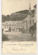 4 - Vallée De La Meuse - Yvoir - La Place Du Centre (N°1) - Yvoir