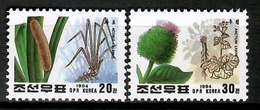 Korea North 1994 Corea / Plants Flowers MNH Plantas Flores Blumen Pflanzen / Cu12616  40-16 - Sin Clasificación