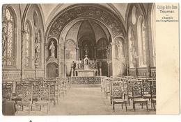 32 - Tournai - Collège Notre-Dame - Chapelle Des Congrégations - Tournai