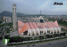 1 AK Nigeria * Die Nigerianische Nationalkirche In Der Hauptstadt Abuja * - Nigeria