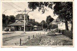 De Haan Coq Sur Mer Station La Gare Tram Tramway - De Haan