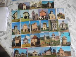 LOT DE    140   CARTES  POSTALES DE  PIGEONNIERS - 5 - 99 Cartes
