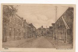 CPA - Pays-Bas - Goor - Grootestraat Met Stadhuis - Goor