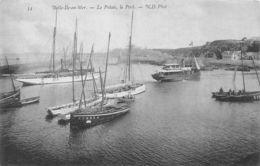 Belle-Ile-En-Mer  Le Palais, Le Port - Belle Ile En Mer