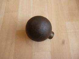 Grenade Boule Modèle 1914 - Armes Neutralisées