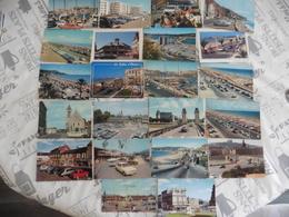 LOT DE    296   CARTES  POSTALES   VOITURES   DANS  LA  VILLE - Cartes Postales