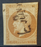 FRANCE - Canceled - YT 13A - 10c - 1853-1860 Napoléon III