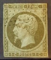 FRANCE - Canceled - YT 11 - 1c - 1853-1860 Napoléon III