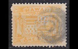 HAWAII [1894] MiNr 0057 ( O/used ) - Hawaii