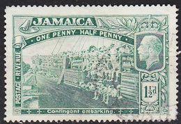 JAMAIKA JAMAICA [1919] MiNr 0073 ( O/used ) - Jamaica (...-1961)