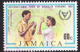JAMAIKA JAMAICA [1981] MiNr 0510 ( O/used ) - Jamaica (1962-...)