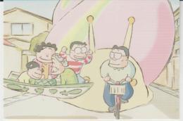Postcard - Studio Ghibli - My Neighbors The Yamadas - The Bike Is Better - New - Unclassified