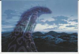 Postcard - Studio Ghibli - Princess Mononoke - A Monster In Her Land - New - Unclassified