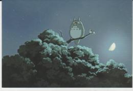 Postcard - Studio Ghibli - My Neighbor Totoro -T Wit T Woo - New - Unclassified