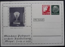 DR Privatganzsache PP 141 C1-03 Ungebraucht, Armeemuseum (904) - Deutschland