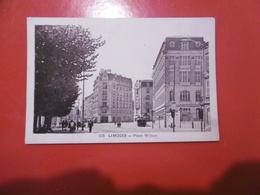 D 87 - Limoges - Place Wilson - Limoges