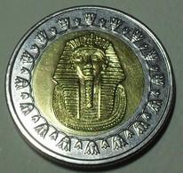 2007 - Egypte - Egypt - 1428 - 1 POUND, TOUTANKHAMON, KM 940a - Egypte