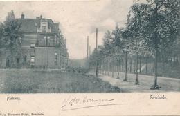 CPA - Pays-Bas - Enschede - Parkweg - Enschede
