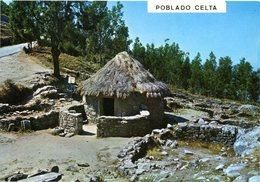 Espagne - Galicia - La Guardia - (Pontevedra) - Monte De Santa Tecla - Poblado Celta - Fama Nº 3112 - 6386 - Pontevedra