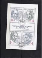 (K 4436f) Tschechische Republik, KB 106/09, Gest. - Blocks & Sheetlets