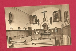C.P. Mons = Couvent  Des  Pères Capucins.  Sanctuaire De N.D. De Belle Dilection : Choeur Des  Religieux - Mons