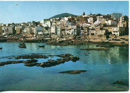 Espagne - Galicia - La Guardia - (Pontevedra) - Vista Parcial - Al Fondo El Monte De Santa Tecla - Fama Nº 3024 - 6389 - Pontevedra