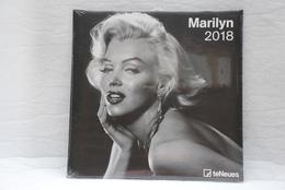 Marilyn Monroe - Calendrier 2018 - Calendriers