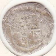 Monnaie En Argent à Identifier - 476-1789 Period: Feudal