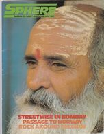Sabena In-Flight Magazine Sphere Football Diables Rouges Mexico Norvège Bombay - Exploration/Voyages