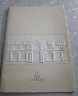 Carte Et Menus Du Pré Catelan (Paris) - Menus
