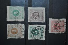 Suède 1872 Dent. 13 Oblitérés - Oblitérés