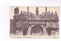 CPA DPT 29 PLOUGASTEL, LE CALVAIRE En 1955! - Plougastel-Daoulas