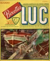 BUVARD BISCOTTE LUC - Biscottes