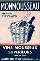 BUVARD MONMOUSSEAU MONTRICHARD - Liqueur & Bière