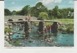 Postcard - Post Bridge, Dartmoor Devon.card No..2dc346 - Unused Very Good - Unclassified