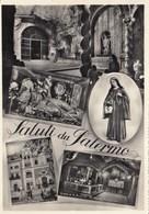 PALERMO  /  Santuario Di S. Rosalia - Vedutine _ Viaggiata - Palermo