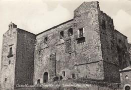 CASTELBUONO  /  Castello Dei Ventimiglia _ Viaggiata - Palermo
