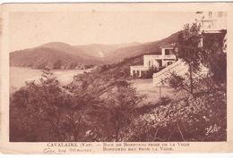 83-CAVALAIRE- BAIE DE BONPORT PRISE DE LA VIGIE - Cavalaire-sur-Mer