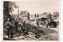 "III. Reich,  Propaganda Karte "" HDK Karte "" Vormarsch - Guerre 1939-45"