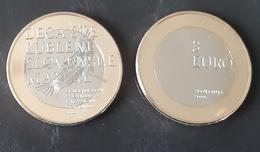 SLOVENIA € 3 EURO 2019 (PREKMURJE REGION) Bi-Metallic Comm. Coin UNC  From Roll - Slovenia