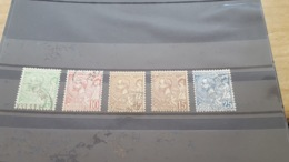 LOT 466803 TIMBRE DE MONACO OBLITERE N°22 A 25 - Used Stamps