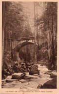 GERARDMER ( 88 ) - Le Pont De La Vologne Au Saut Des Cuves . - Gerardmer