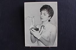 Sp-Actrice / Gina Lollobrigida, De Son Vrai Nom Luigia Lollobrigida, Est Une Actrice Née En 1927 Italie  / Ph-13x18 Cm - Artistes
